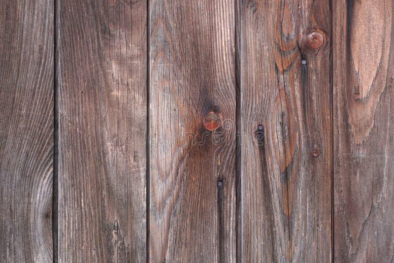 Выдержанная старая деревянная предпосылка планки стоковые изображения rf