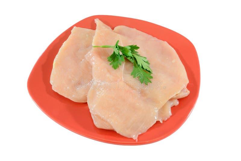 выкружка цыпленка стоковое изображение rf