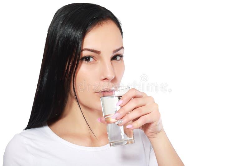 Выпивать девушки стоковые изображения rf