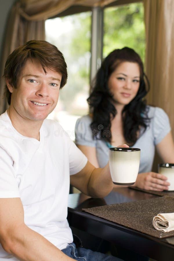 выпивать кофе стоковые фото