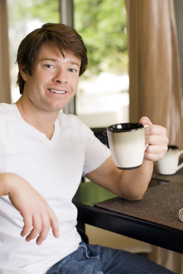 выпивать кофе стоковое фото