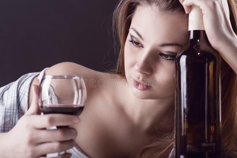 выпито стоковое изображение rf
