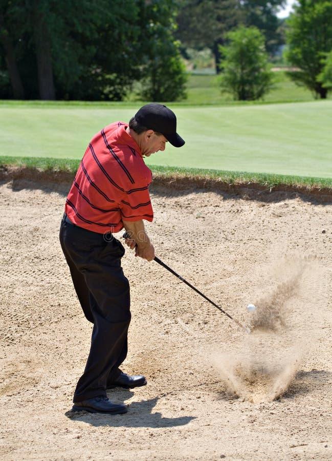 выплеск песка стоковое фото rf