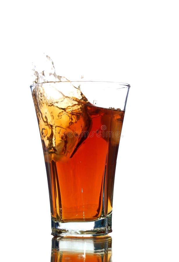 выплеск питья мягкий стоковое фото rf