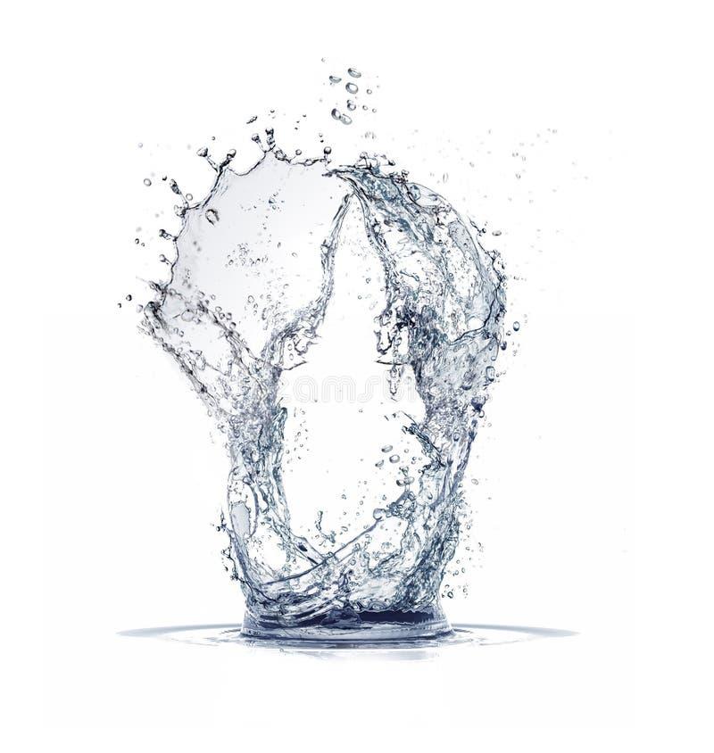 Выплеск воды стоковые изображения