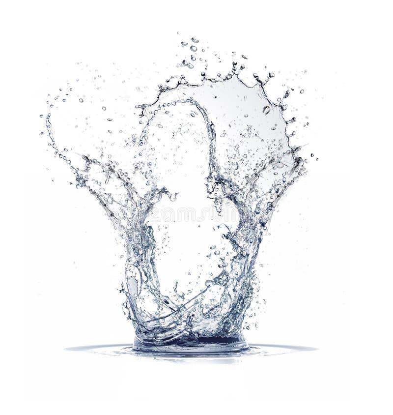 Выплеск воды стоковые фотографии rf