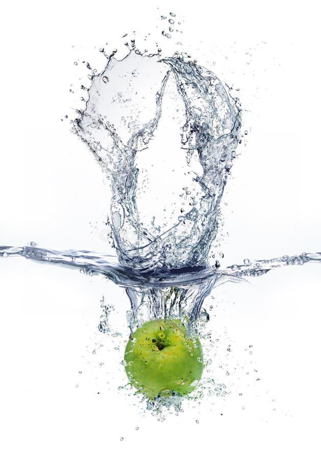 Выплеск воды стоковые изображения rf