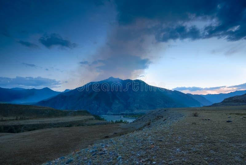 Download Выравнивать ландшафт гор Altai Стоковое Изображение - изображение насчитывающей запас, россия: 40581223
