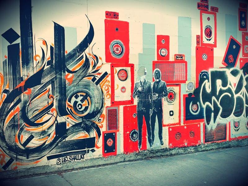 Выражение Сиэтл городское стоковые изображения
