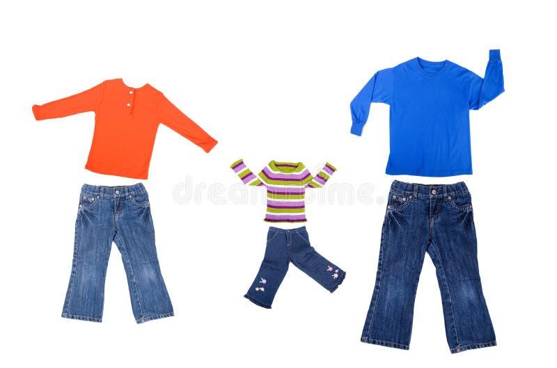 выражения одежды стоковые изображения rf