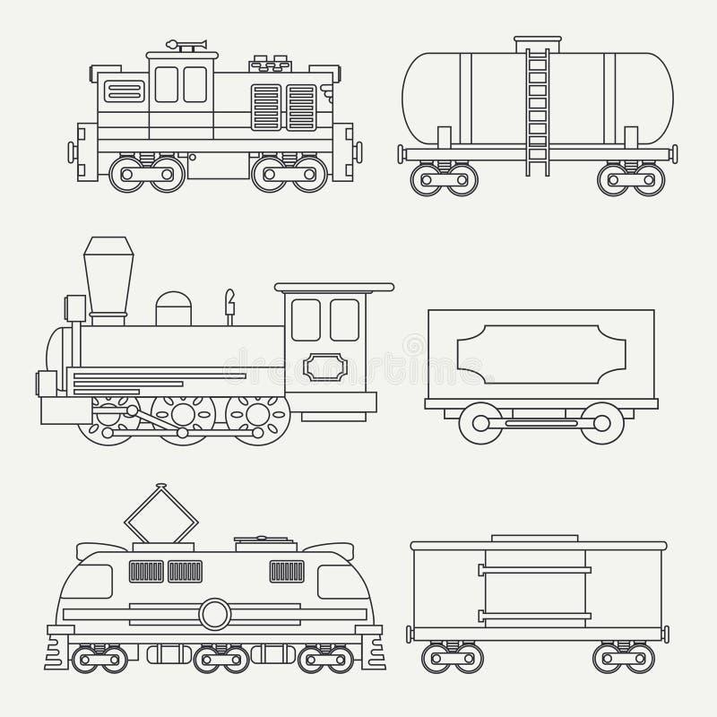 Мультяшные открытки поезд с танками цистернами полувагонами, открытки днем елены