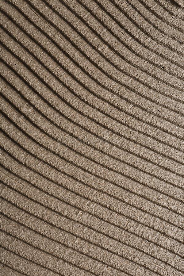 Выровнянный серый бетон как предпосылка Кафельная установка стоковая фотография