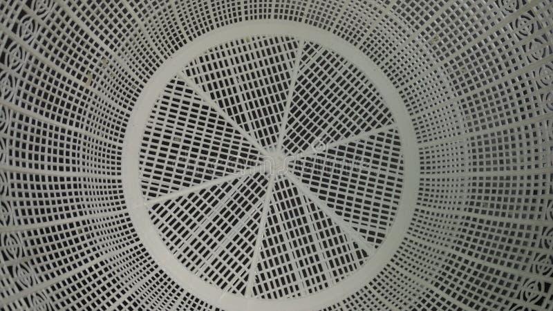 Высекаенная пластмасса стоковое изображение rf