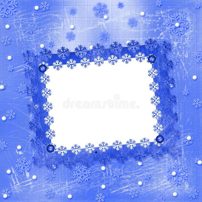 высеканное фото рамки иллюстрация вектора
