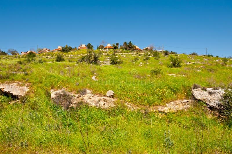выселок Израиля стоковое фото rf