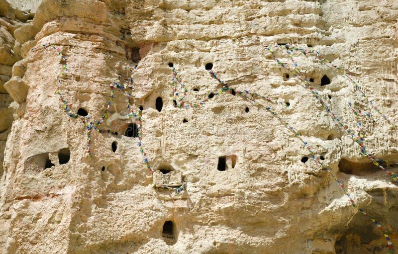 выселок стародедовских подземелиь людской непальский стоковая фотография