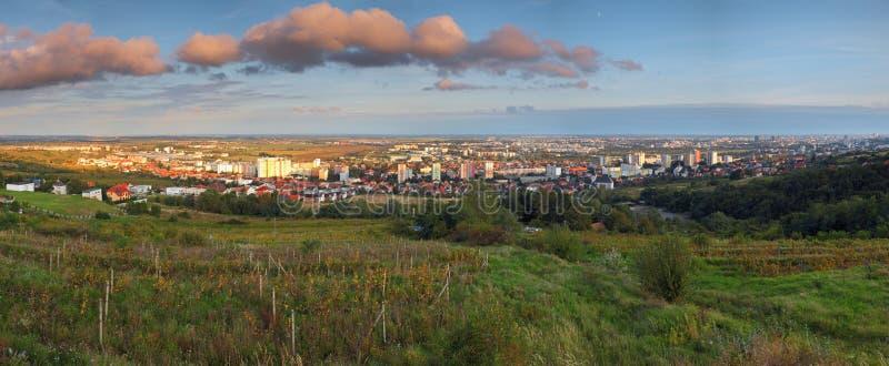 выселок bratislava стоковые изображения rf