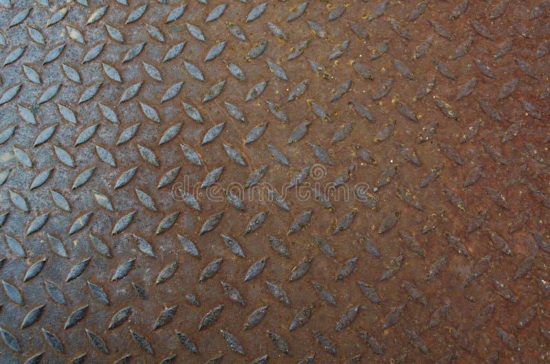 Выскальзывание ржавчины анти- стоковое фото