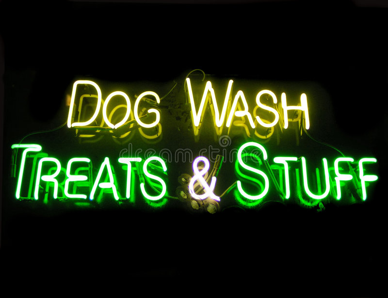 выследите мытье обслуживаний вещества стоковое изображение rf