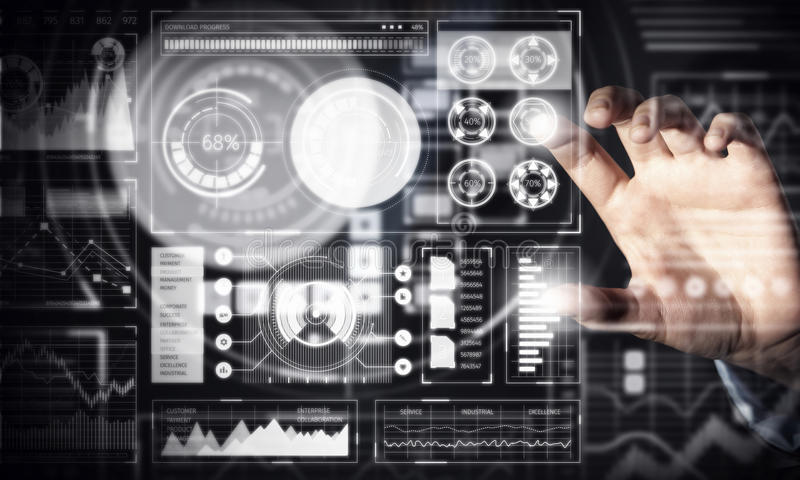 Download Высокие технологии для вашего успеха Мультимедиа Стоковое Изображение - изображение насчитывающей поиск, интернет: 81807981