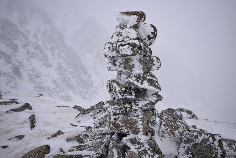высокие tatras Словакии стоковые фотографии rf