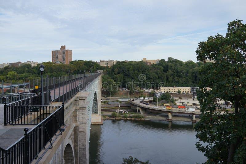Высокий мост 98 стоковое фото