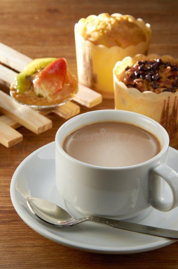 высокий чай стоковое изображение rf