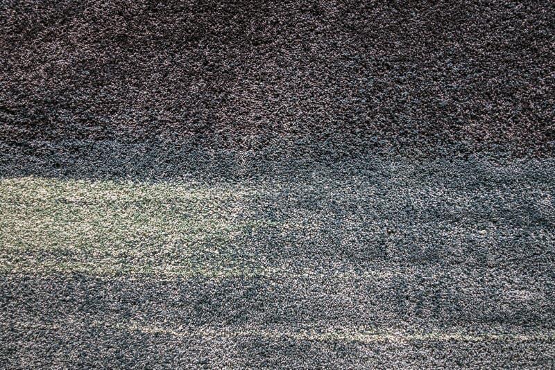 Высокое изображение разрешения серой мягкой текстуры ковра стоковое изображение rf