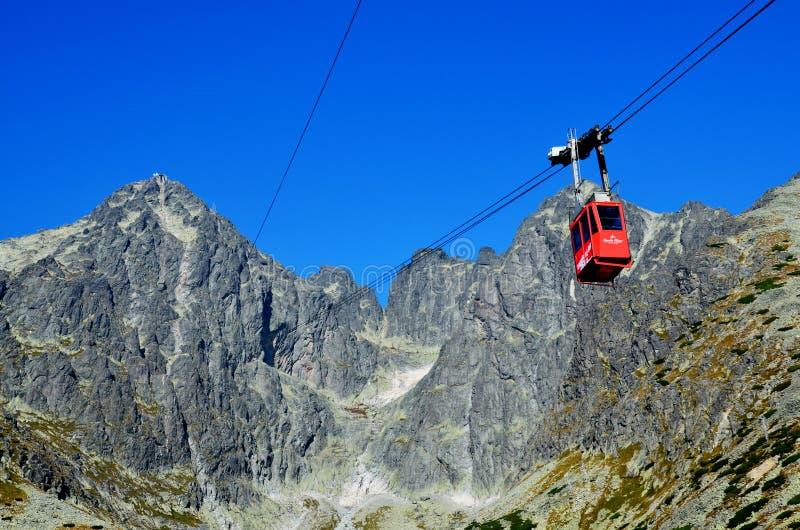 Высокое Tatras - Словакия стоковое фото rf
