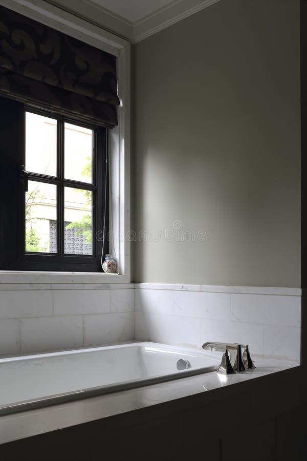 Высококачественная ванная комната стоковые фото