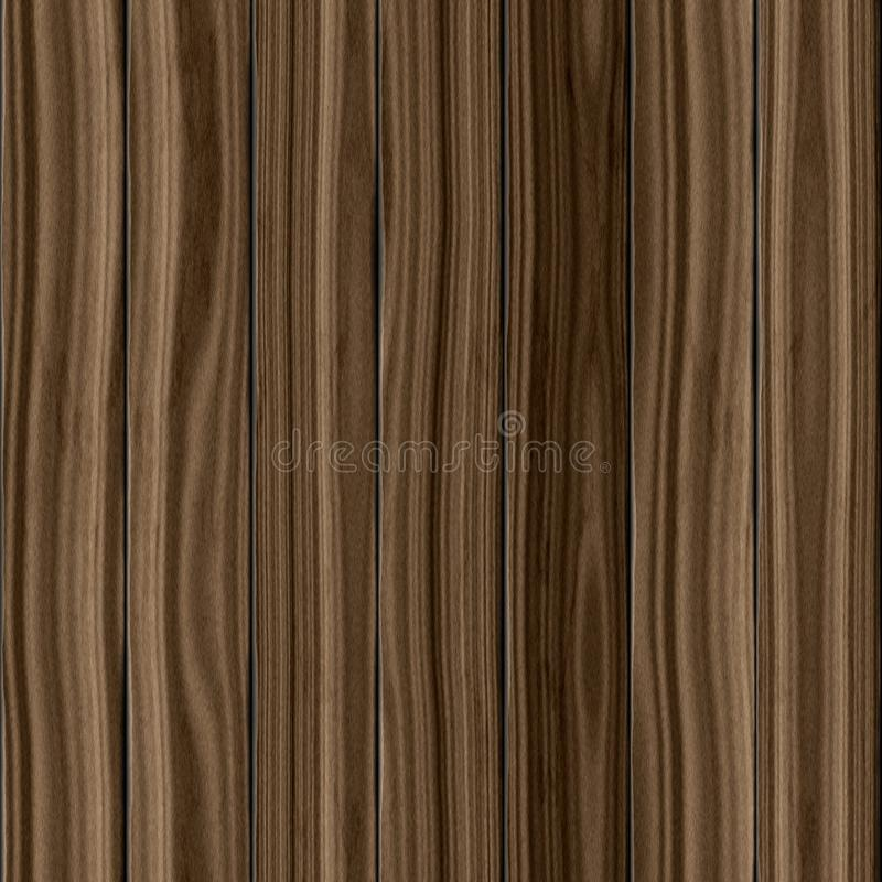 Высококачественный деревянный безшовный конец текстуры вверх с естественной картиной бесплатная иллюстрация