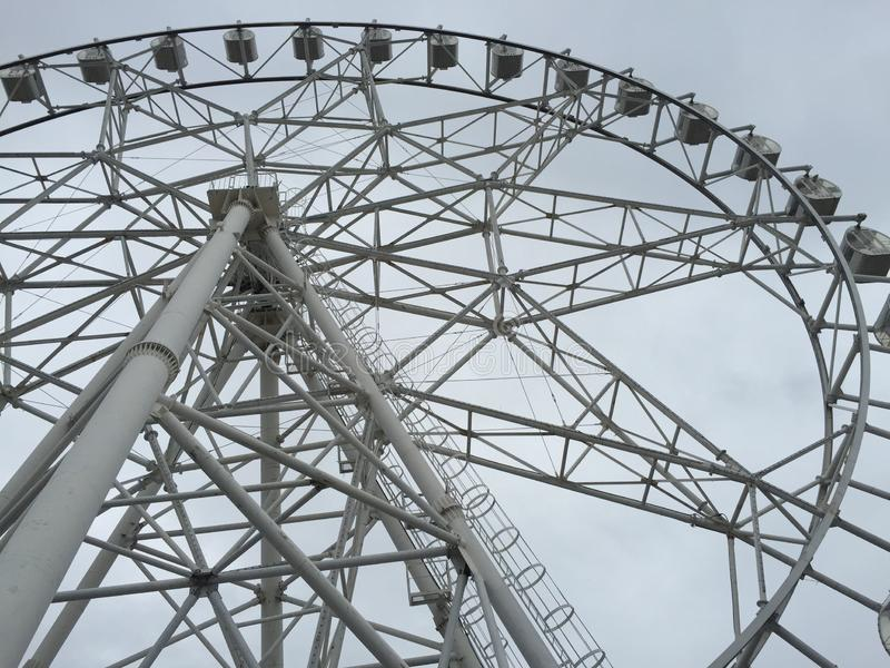 Высокорослое Ferris катит внутри Корею стоковые фото