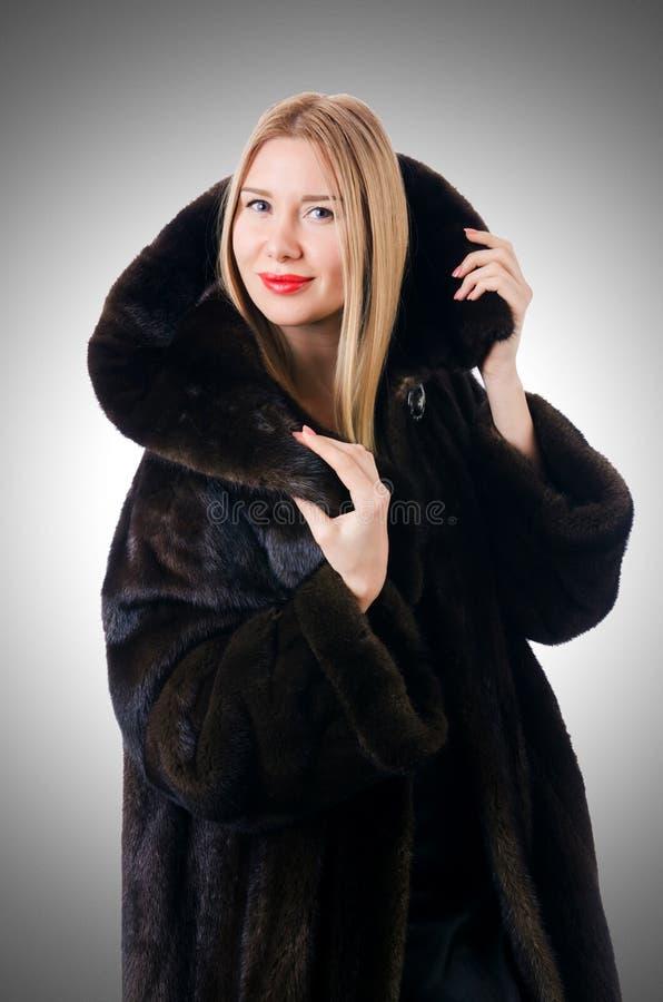Высокорослый носить модели стоковая фотография