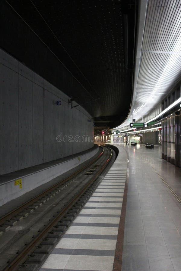 Высокоскоростной вокзал стоковое фото