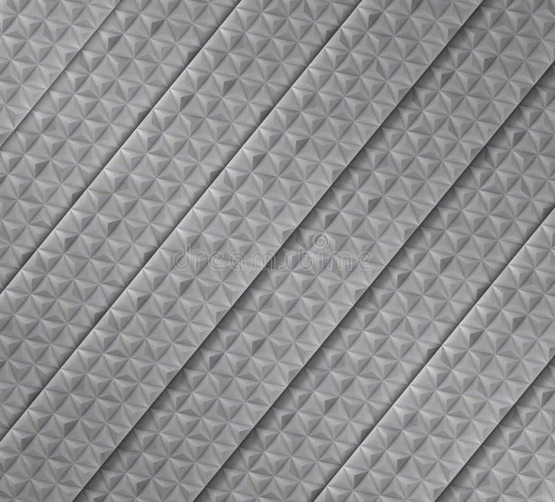 Высокотехнологичная алюминиевая предпосылка металла бесплатная иллюстрация