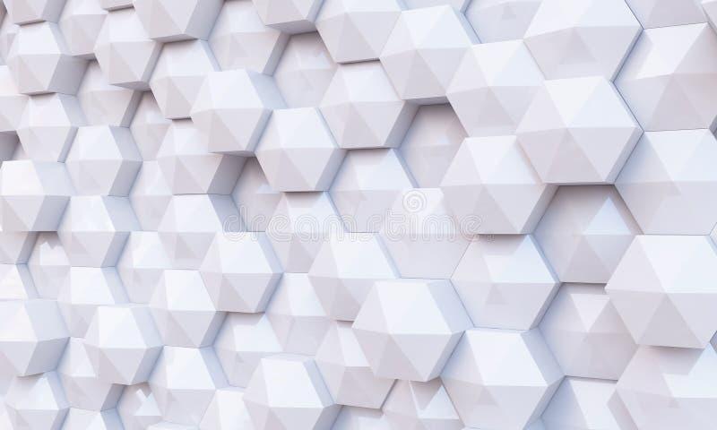 Высокотехнологичный куб стоковые изображения rf