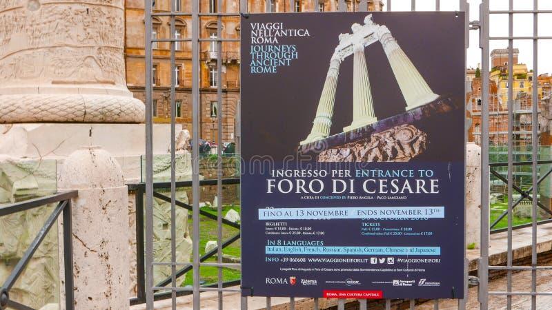 Download Выставка форума Caesars в Риме Редакционное Фотография - изображение насчитывающей урбанско, vatican: 81808087