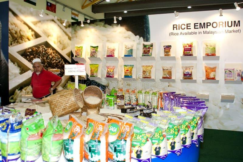 выставка agrotourism земледелия малайзийская стоковые фото