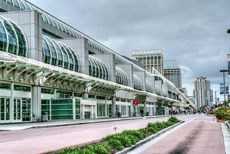 Выставочный центр Сан-Диего стоковые изображения rf