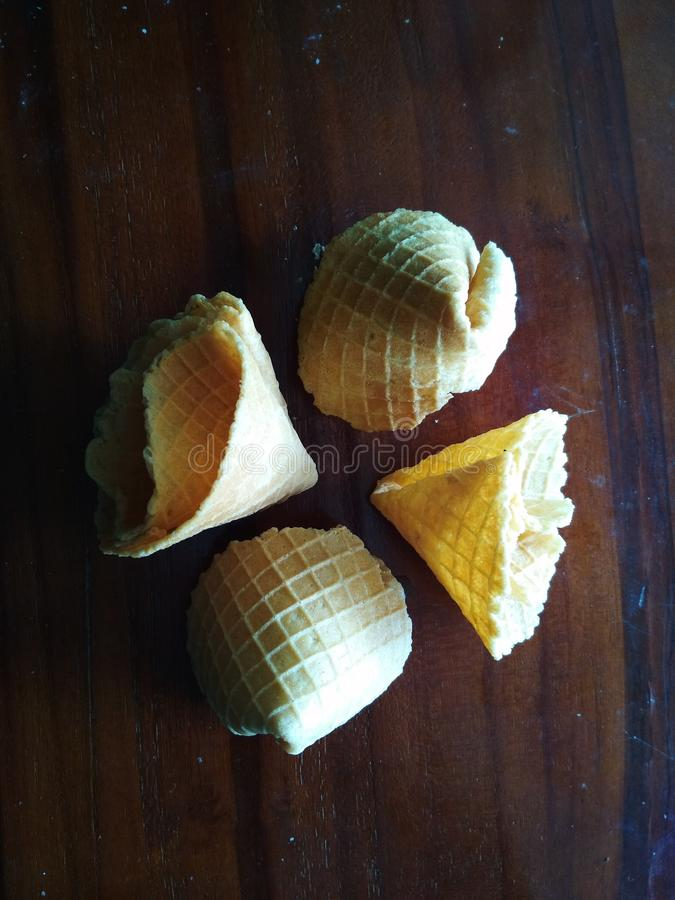 Высушенное изображение пирога и печенья локотя стоковые изображения