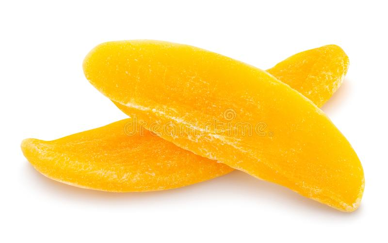 Высушенное манго стоковые изображения rf