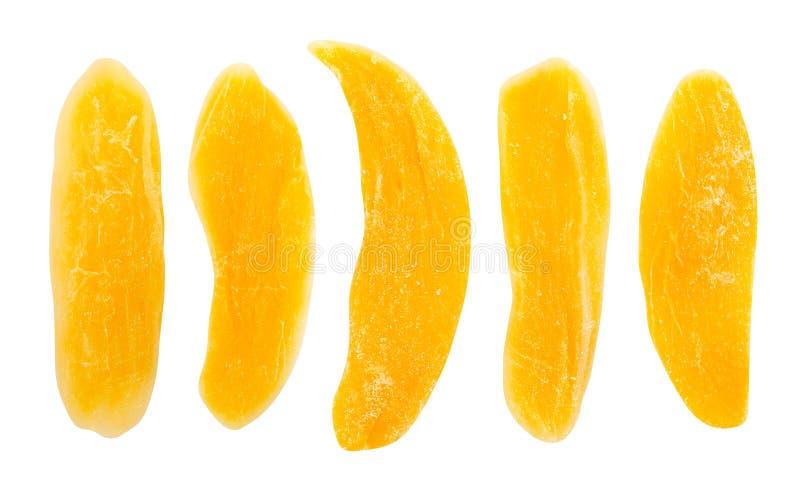 Высушенное манго стоковая фотография