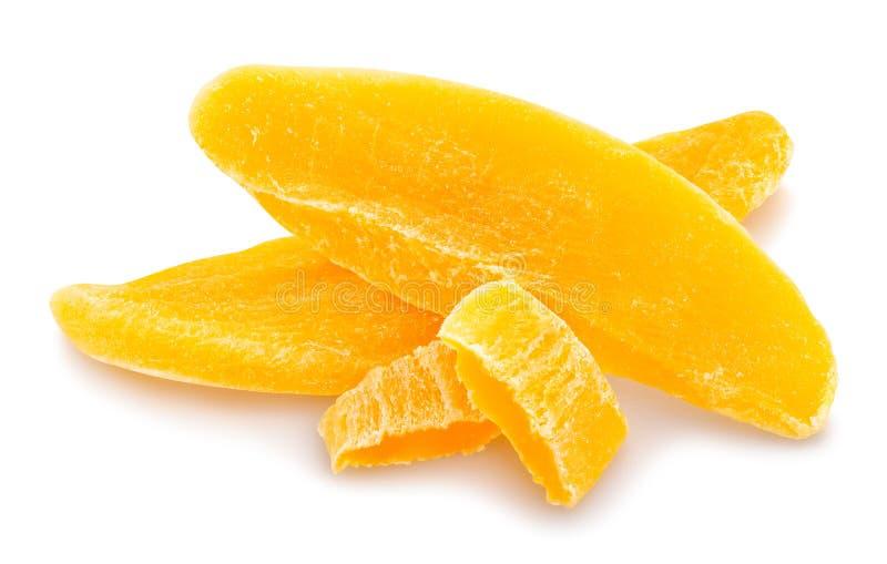 Высушенное манго стоковое изображение