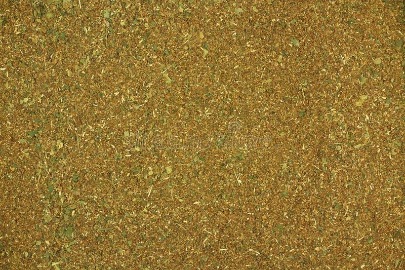 Высушенные пряные изнашиваемые травы стоковая фотография rf