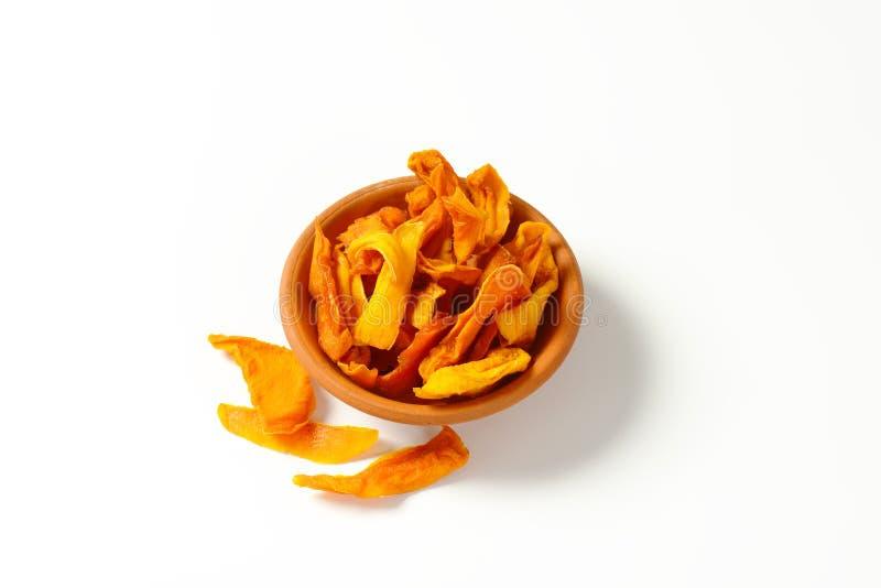 высушенный манго стоковые изображения rf