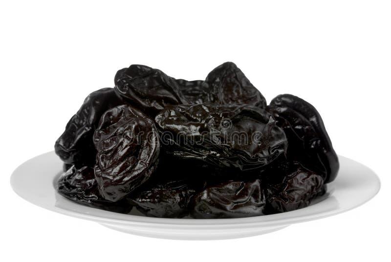 высушите чернослив стоковое изображение