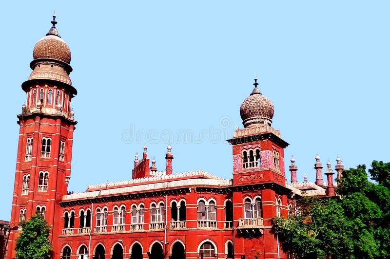 Высший суд Мадраса стоковые изображения rf