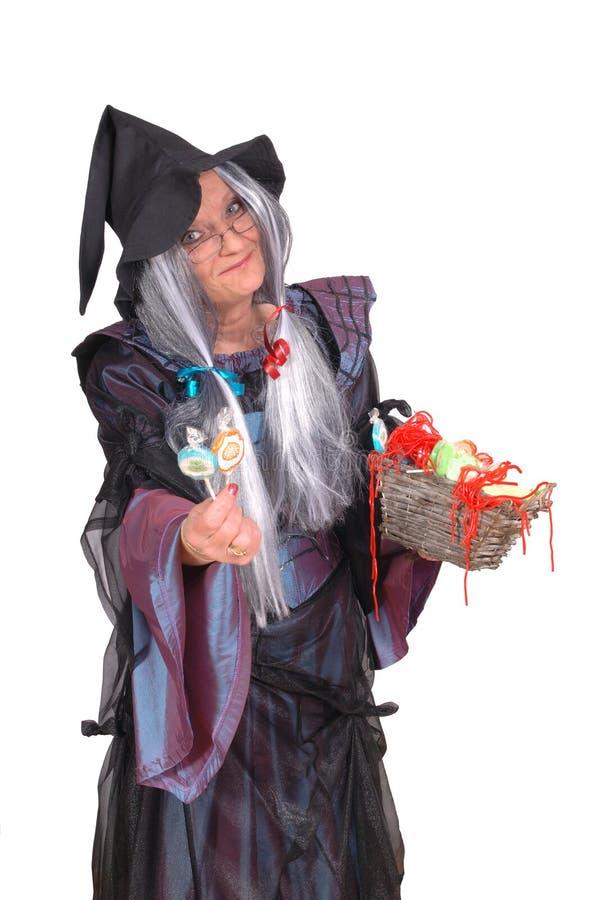 выходка обслуживания halloween стоковые изображения rf