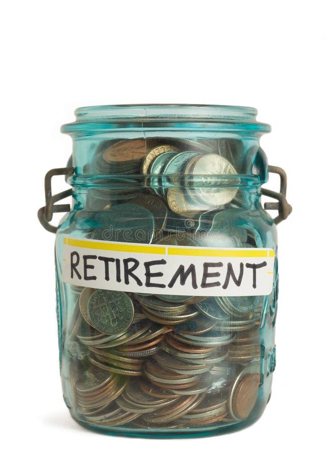 выход на пенсию стоковое фото