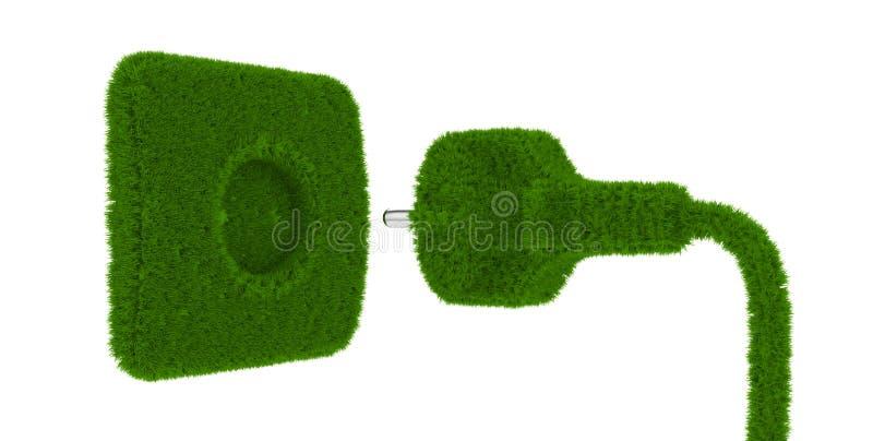 выход травы иллюстрация штока